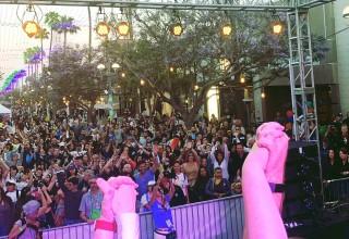 Energized Communities Celebrate Pride on the Promenade Festival in Downtown Santa Monica