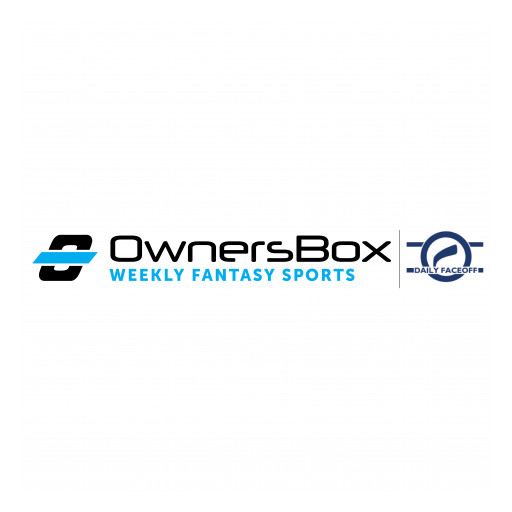 Weekly Fantasy Sports Provider, OwnersBox, Partners With Industry Leader DailyFaceoff