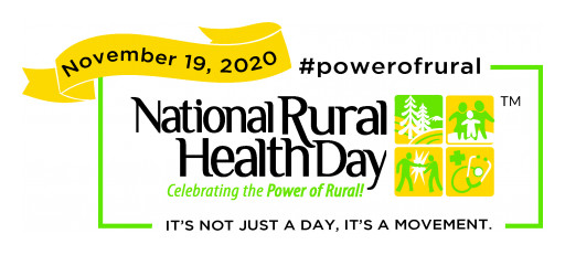 10th Annual National Rural Health Day 2020 is November 19