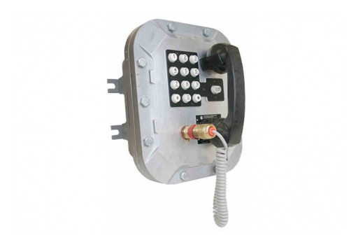 Larson Electronics Releases Explosion Proof Industrial Telephone, CID1, VoIP, NEMA 4X Rated