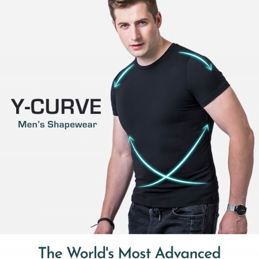 Fit-Shirt by Y-Curve: The Ultimate Men's Shapewear