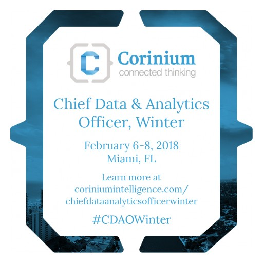 Leading Chief Data & Analytics Officers Gather in Miami to Discuss ROI of Data