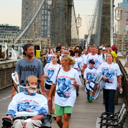 """Cure ALS """"Ride for Life"""" Marks the 20th Year of Hope for Chris Pendergast"""