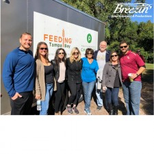 Breezin' Entertainment's 2nd Annual Turkey Drive
