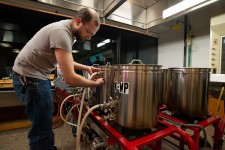 Brewing at Penn College