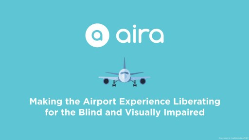 Charles M. Schulz — Sonoma County Airport Unveils Aira App to Better Assist Blind or Low-Vision Passengers