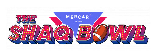 Shaquille O'Neal Takes on the Biggest Sunday in Sports With 'Mercari Presents The SHAQ Bowl' - The Ultimate Big Game Kickoff Show Live From Tampa on Sunday, Feb. 7