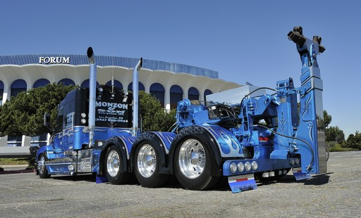 Construction Trucking Company Monzon & Son Takes on Big Projects to Help Los Angeles' Infrastructure
