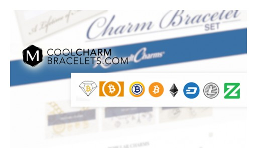 Cool Charm Bracelets Partners With Shopping Cart Elite to Accept Bitcoin Diamond and Other Cryptocurrency Payments