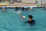 We make learning how to swim Fun! Learn from our Swim Teachers.