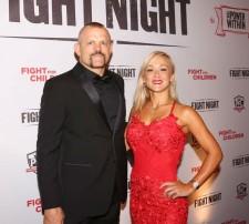 Chuck and Heidi Liddell