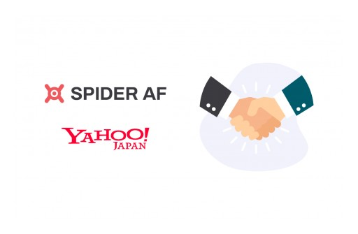 Spider AF, One of Japan's Largest Ad Fraud Countermeasure Tools, Partners With Yahoo! JAPAN's Display Ads