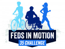 Feds in Motion Logo