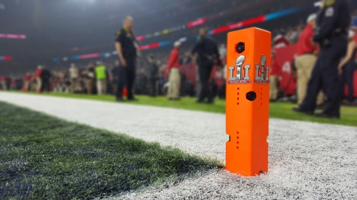 Admiral Video Provides Pylon Cameras for Super Bowl LI