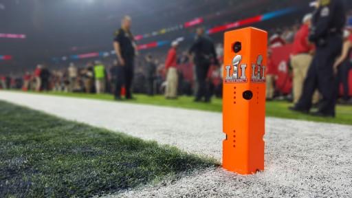 Admiral Video Provides Pylon Cameras for Super Bowl LI