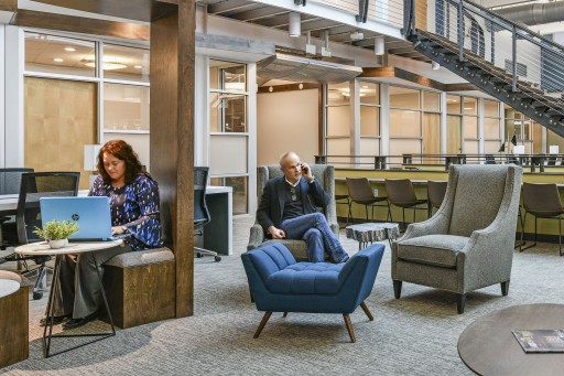 Large New Co-Working Development Opens in Columbus