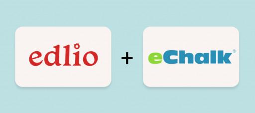 Edlio Acquires eChalk, Leading Provider of Accessible School Websites