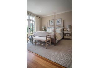 BRICC Gold Award Farmhouse Master Bedroom