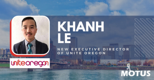 Khanh Le Appointed as New Executive Director of Unite Oregon