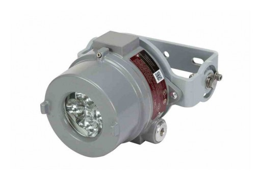 Larson Electronics Releases 12W Explosion Proof Portable Surface Mount LED Fixture, 12-24V DC