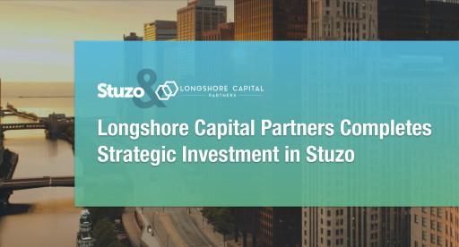 Longshore Capital Partners Completes Strategic Investment in Stuzo