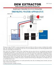 Dew Extractor Diagram
