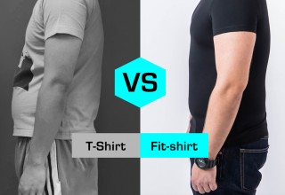 How Fit-shirt Helps You Look Fit