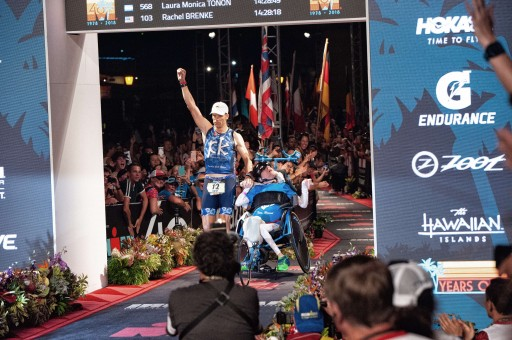 Brothers, Kyle and Brent Pease, Make History at IRONMAN World Championship