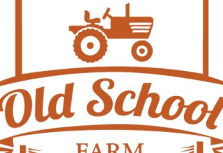 Logo for The Old School Farm - Nashville, TN