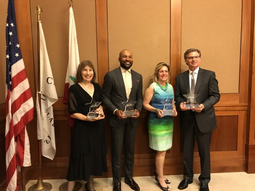 Exceptional Minds Receives Education Award