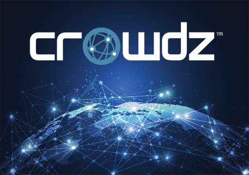Crowdz Awarded Entry Into 500 Startups' Blockchain Track