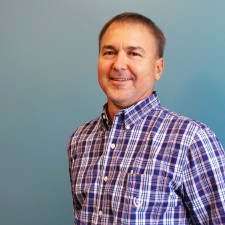Reese Martin, Regional Sales Manager for Florida/Georgia