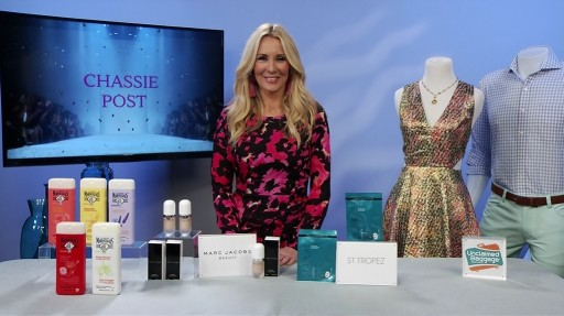 How to Add 'Glam' to Your Summer Fun With Chassie Post