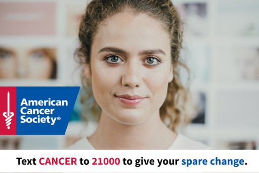 Charity-Tech Innovator 'Cheerful' Launches Millennial-Focused 'Change to Spare' Campaign With American Cancer Society