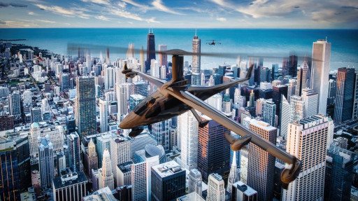 Jaunt Air Mobility Enters Into Definitive Agreement to Join the AIRO Group