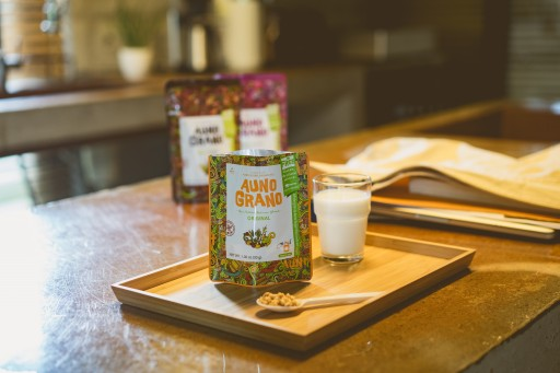 Auno, 100% Raw Superfood Cereal On-the-Go, Brings Its Flavor to Kickstarter
