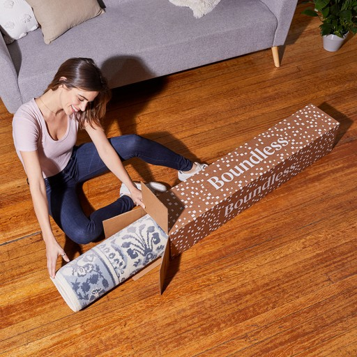 Boundless Offers Affordable, Customizable Area Rugs for the Home