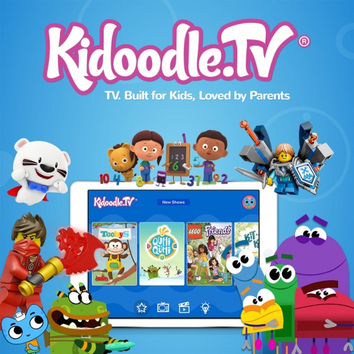 Kidoodle.TV Forges New Licensing Deal With Studio71 for Popular Children's Programming