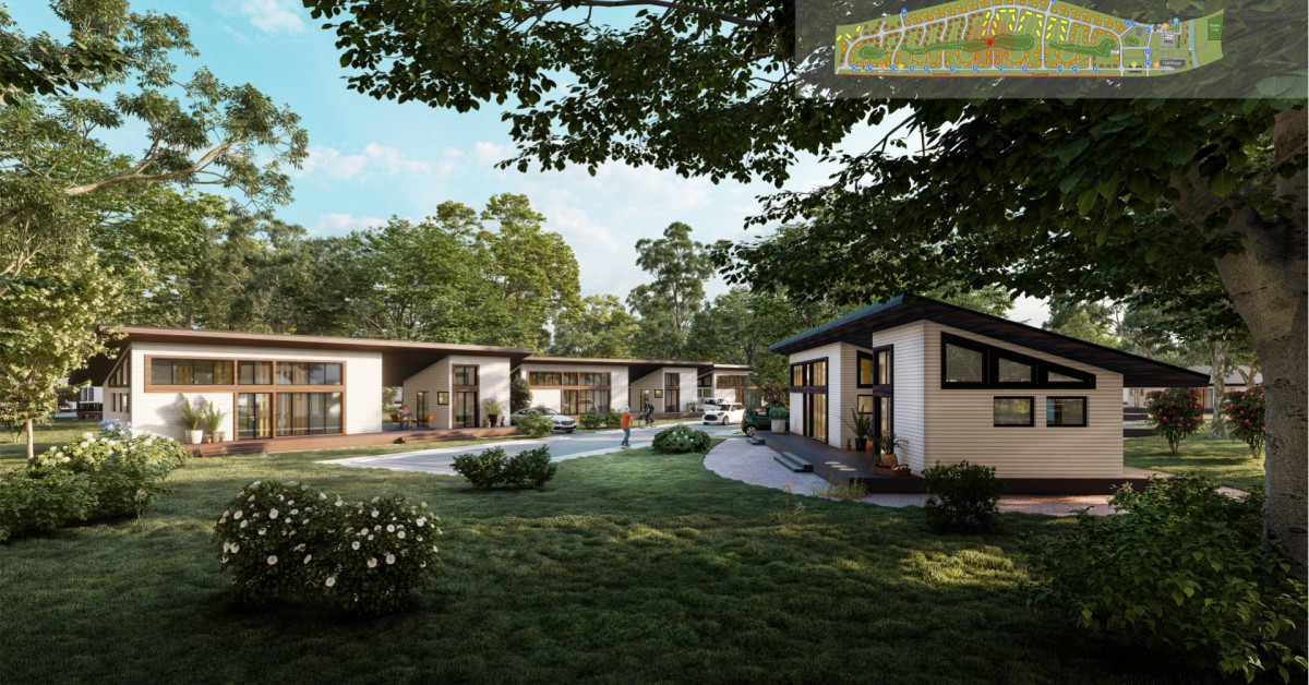 Developer to Build 180 Cottage-Style Homes in Texas Hill Country thumbnail