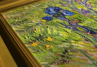 Van Gogh, Iris