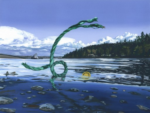 Bainbridge Island Museum of Art Presents Karen Hackenberg: Watershed