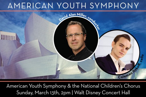 "American Youth Symphony & National Children's Chorus in West-Coast Premiere of Tan Dun's ""Heaven Earth Mankind"""