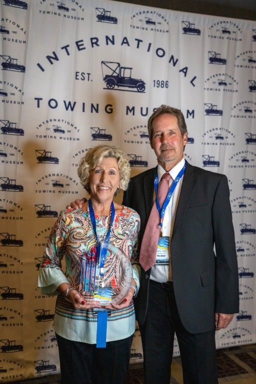 North Carolina Businesswoman Earns National Towing Industry Award