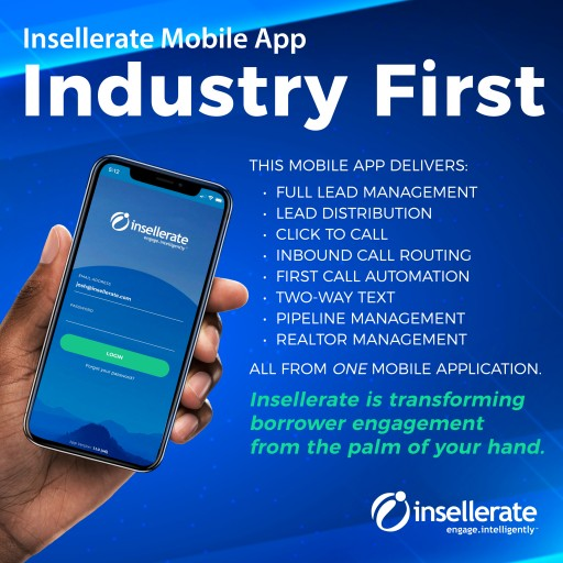 Insellerate Launches First of Its Kind Mobile Solution
