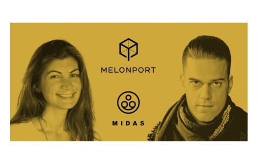 Melonport Co-Founders Become Advisors to Midas App