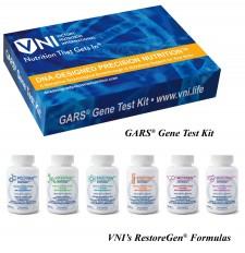 GARS Test & RestoreGen Formulas