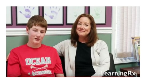 LearningRx Red Bank Student With ADHD Wins Student of the Year