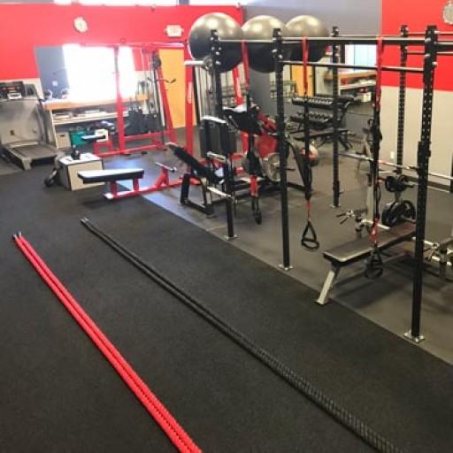 Ignite Total Fitness Finds Protection With Greatmats Rubber Flooring