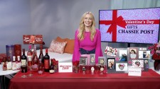 Chassie Post give her suggestions for Valentine's Day Gifts