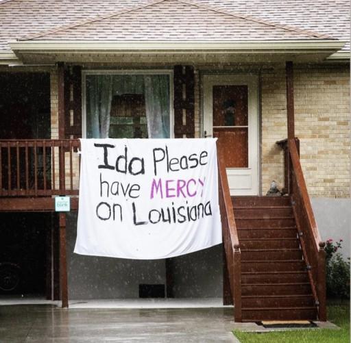 Scientology Volunteer Ministers Respond to Hurricane Ida